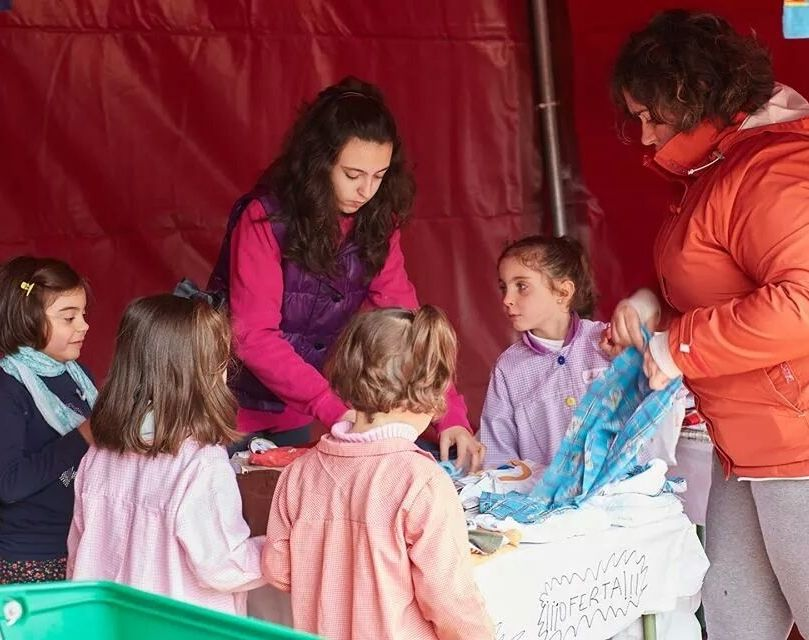 La respuesta del centro, de los niños y de las familias fue excelente.
