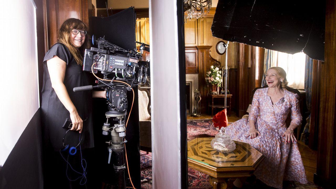 Casting parala nueva película de Isabel Coixet en Ames.El mes pasado tuvo lugar en Santiago el casting para nueva película de Coixet
