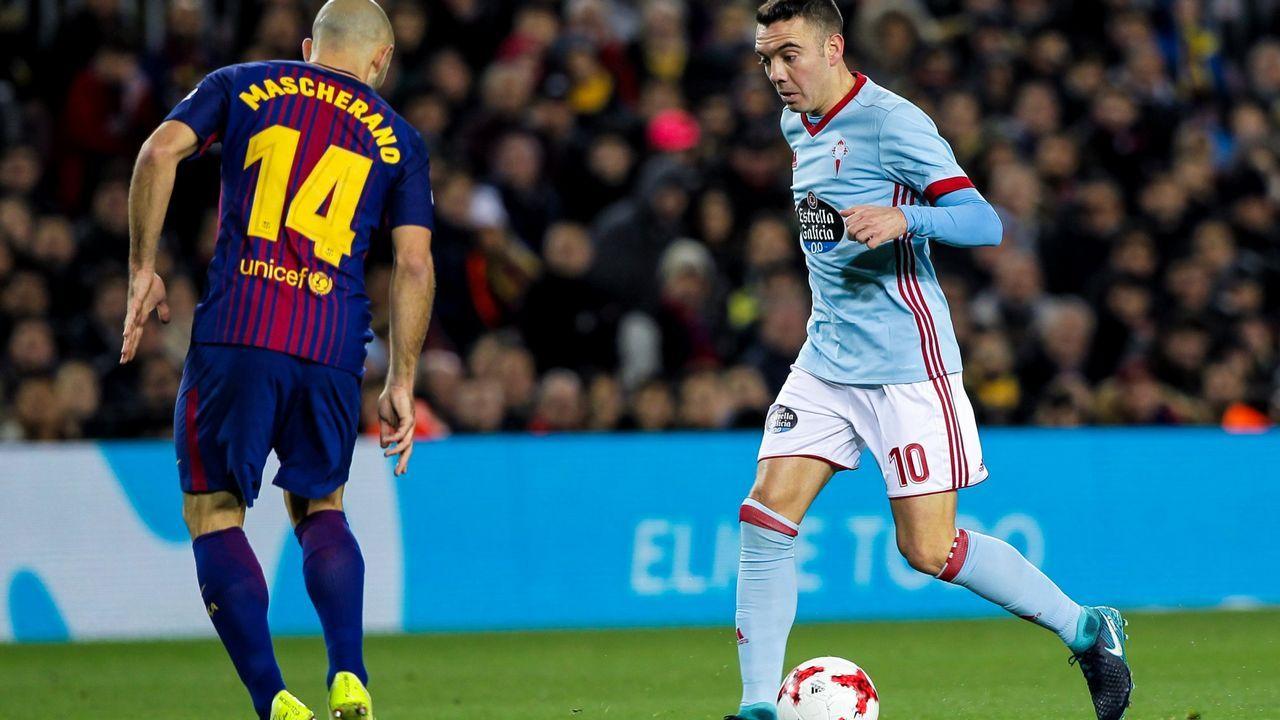 262 - Barcelona-Cetla (5-0) de Coaa el 11 de enero del 2018