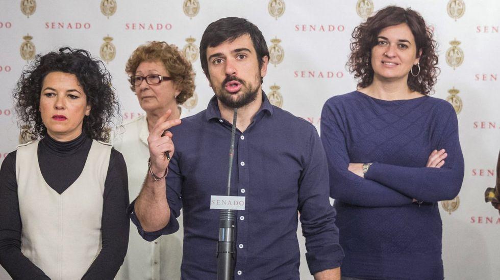 Ramón Espinar, en una imagen de archivo