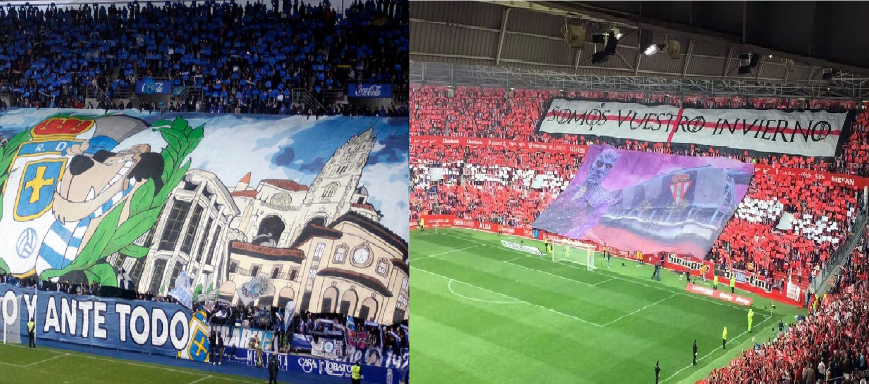 Derbi Oviedo Sporting
