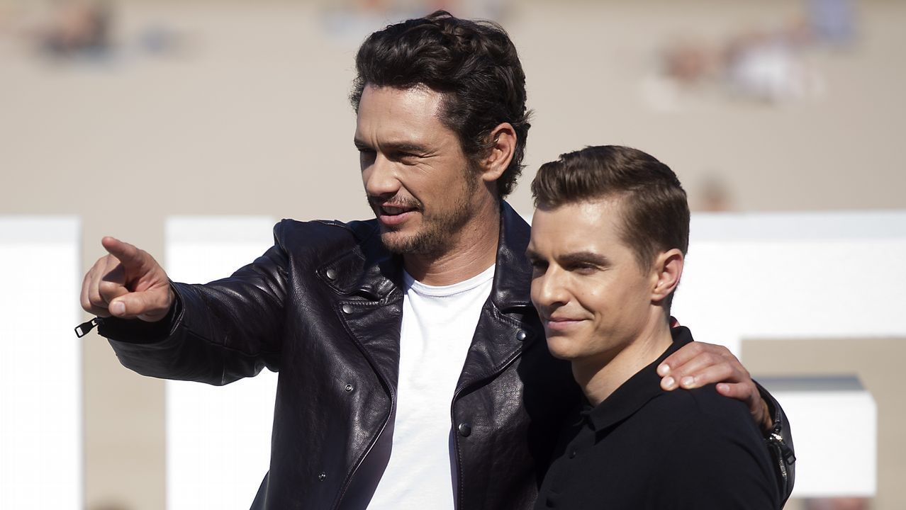 James Franco, acusado de acoso sexual