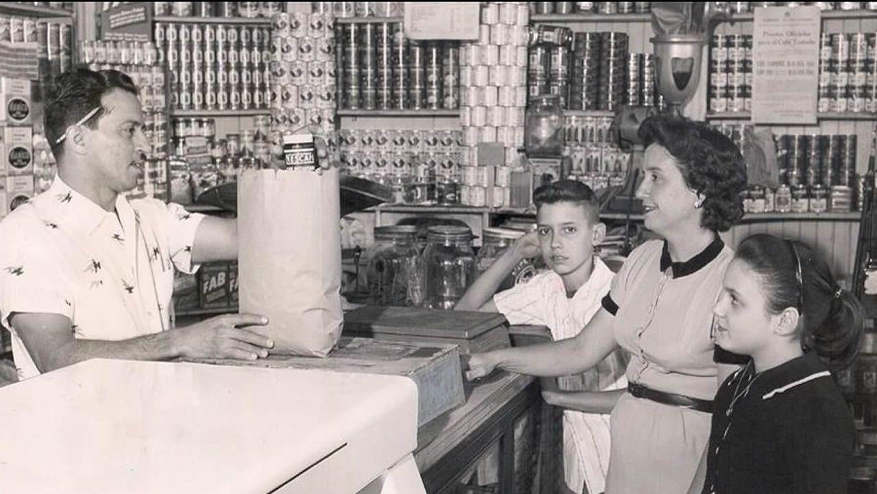 Médicos cubanos en una imagen de archivo