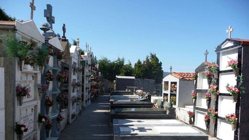 Cementerio El Salvador de Oviedo.