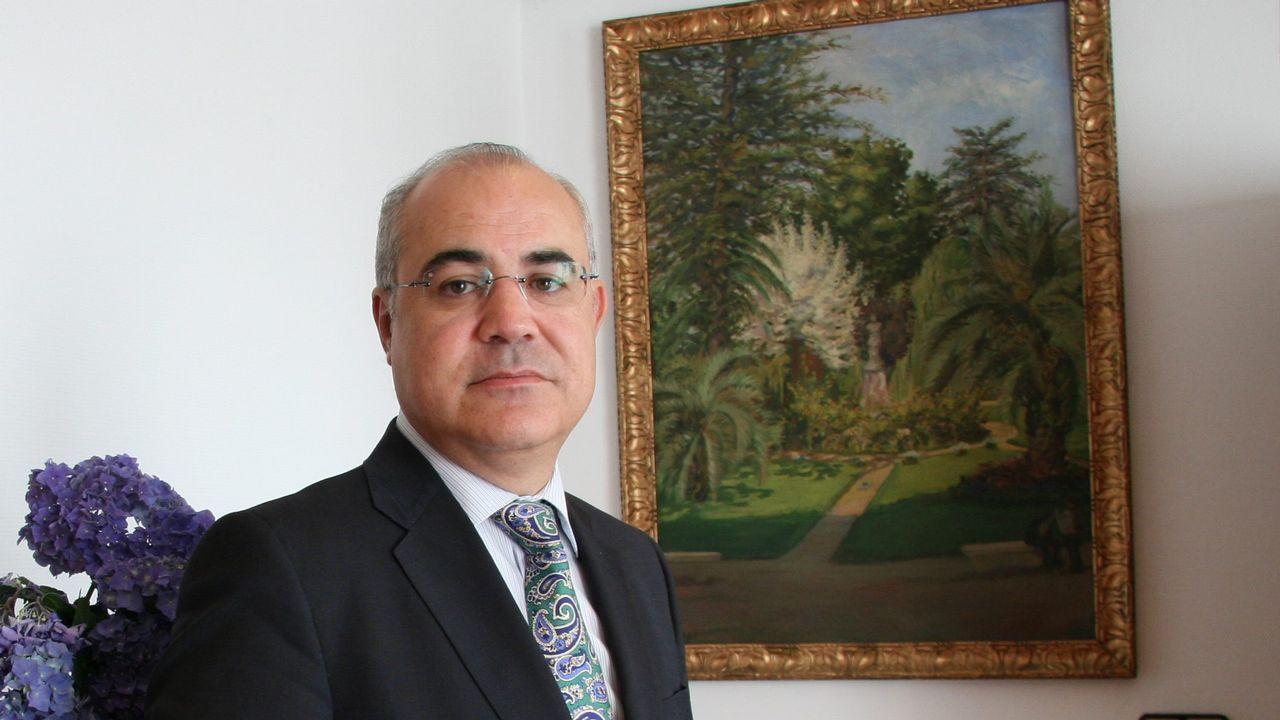 Pablo Llarena, instructor de la causa por el «procés»