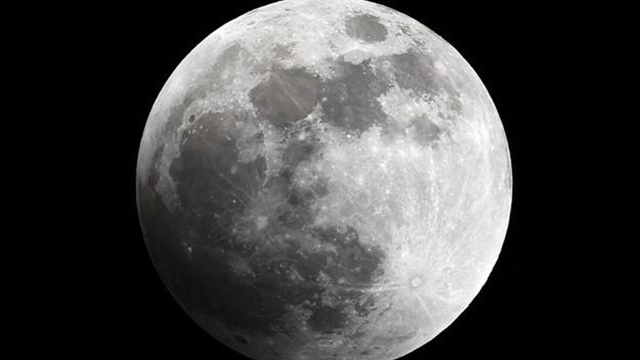 La Luna más grande del 2017.