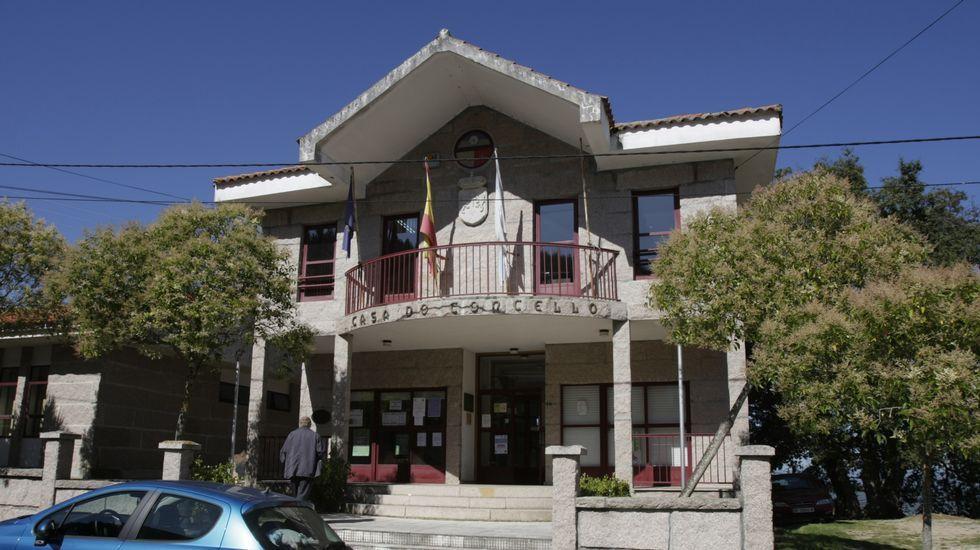 Quintela de Leirado era uno de los concellos con menor deuda