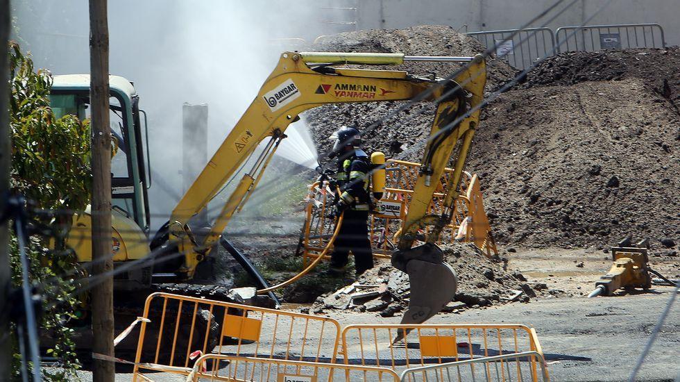 As Pontes demanda en el ironman que no se cierre el Monte Caxado