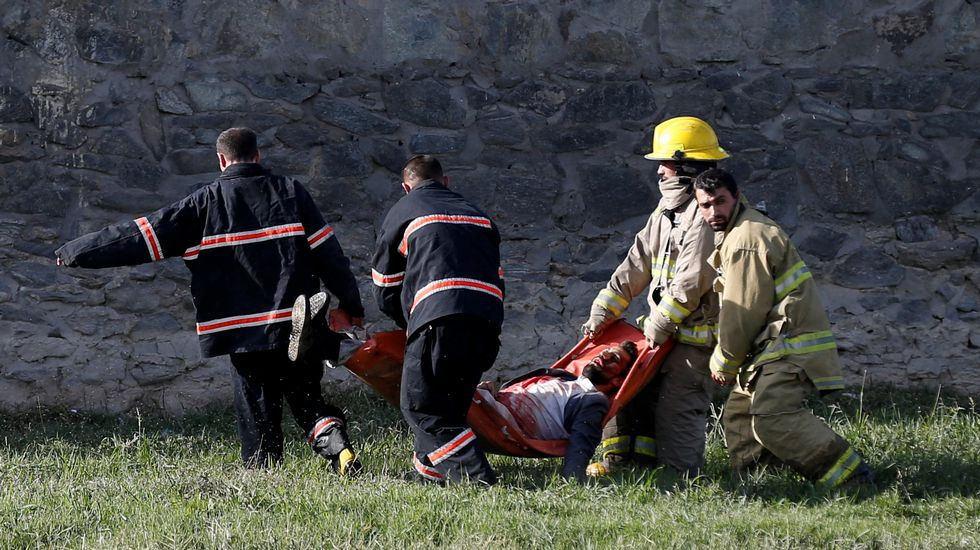 Al menos 24 muertos y 91 heridos en un atentado en Kabul.Un encuentro del Comité de las Regiones en Bruselas