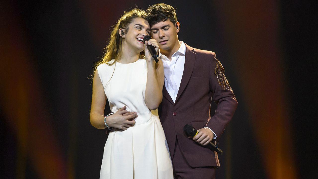 Belén Esteban y Paula Echevarría