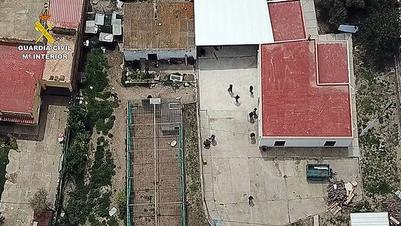 Incautados 6.120 kilos de hachís: así se desarrolló la operación policial.