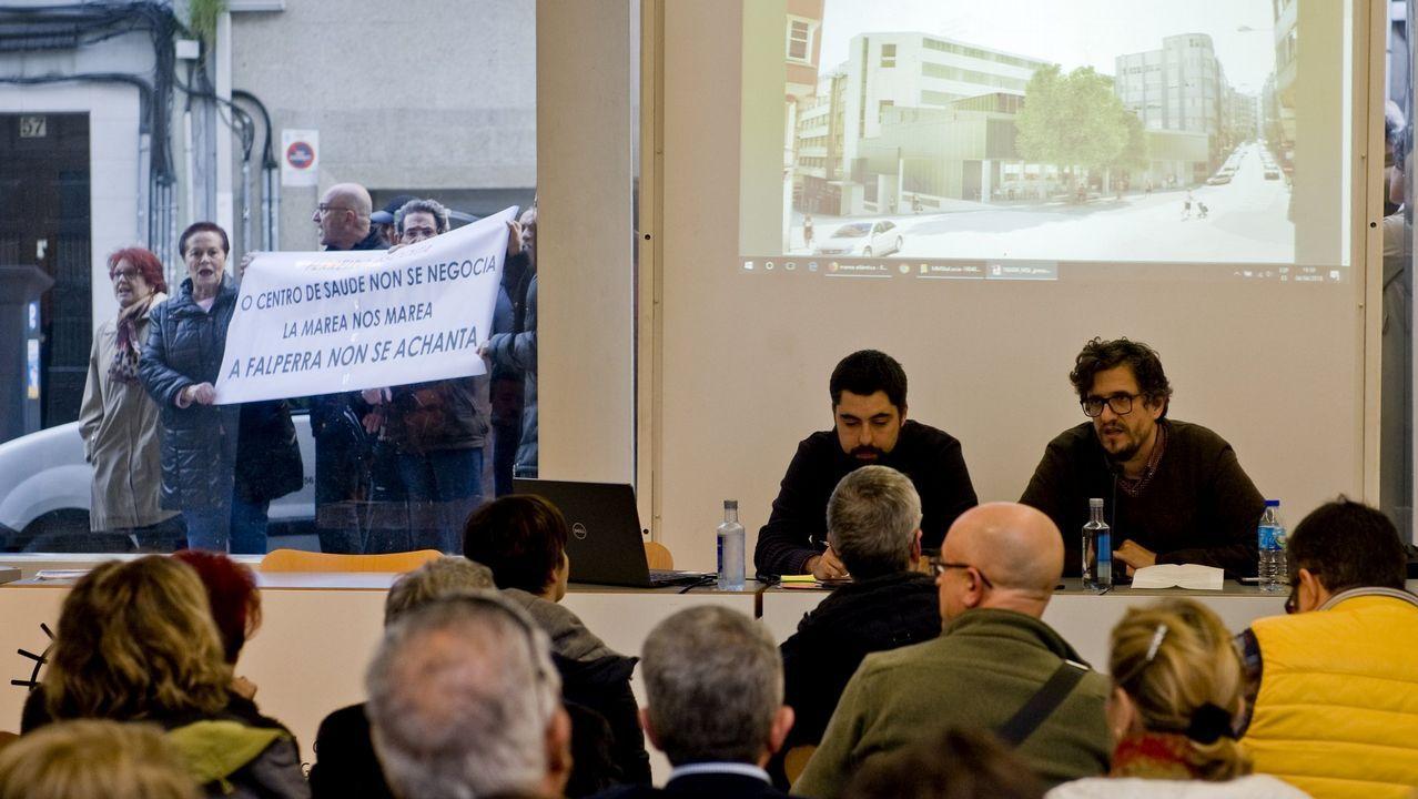 Así fueron las detenciones de los narcos de Pontevedra.Lorena Gil