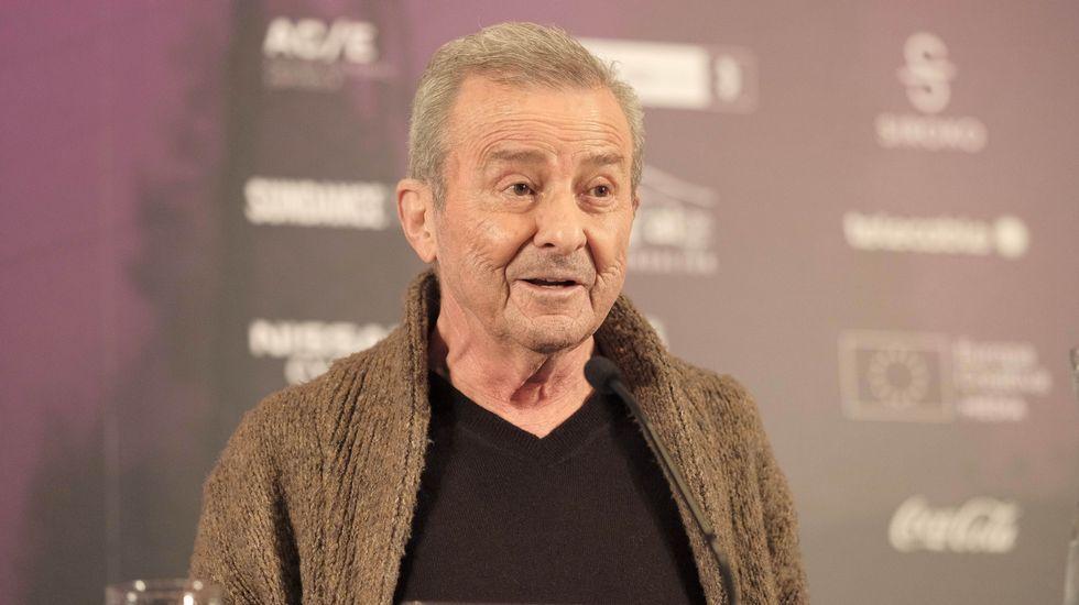 Víctor Lenore, autor de «Espectros de la Movida»