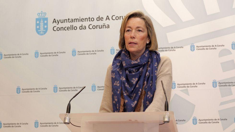 Rosa Gallego, nueva portavoz del Partido Popular
