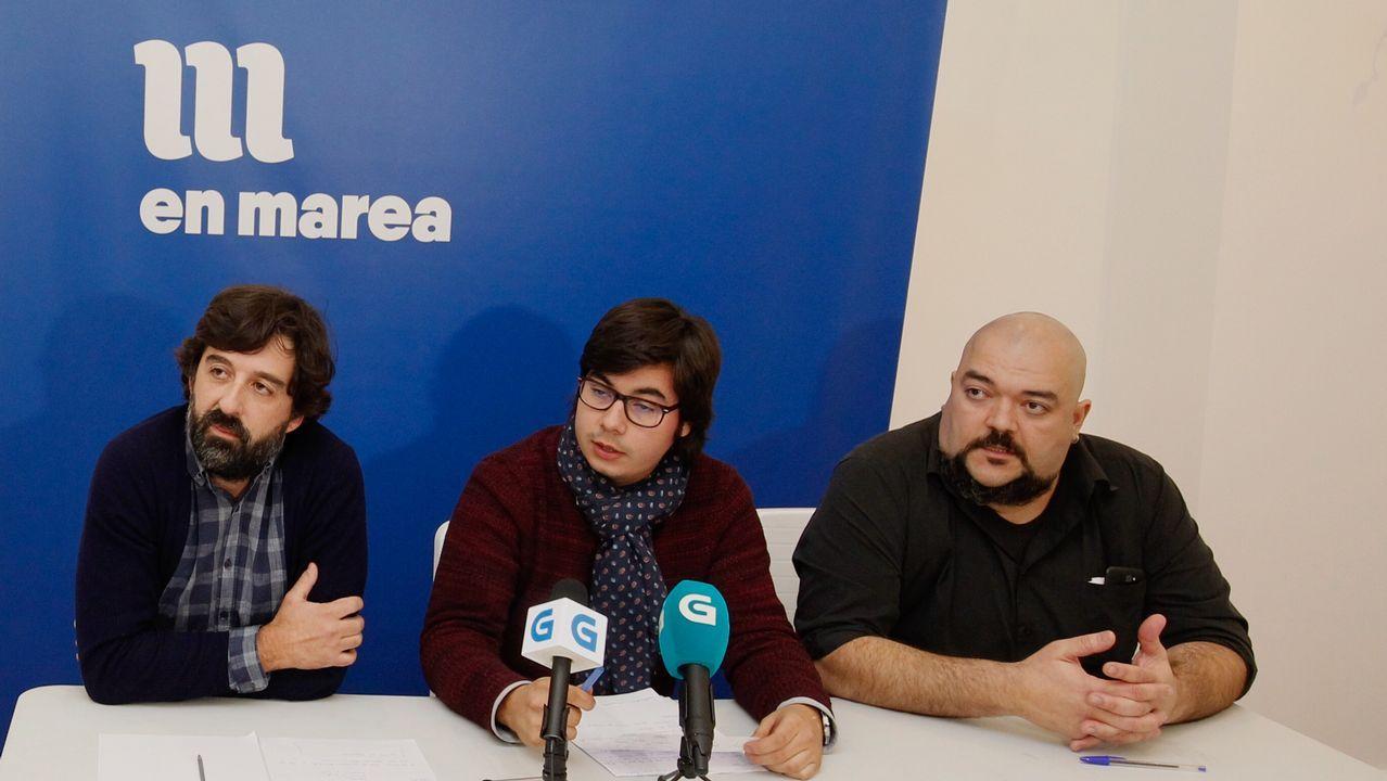 Villares presentó su candidatura el día 24 sin sospechar los problemas que se avecinaban