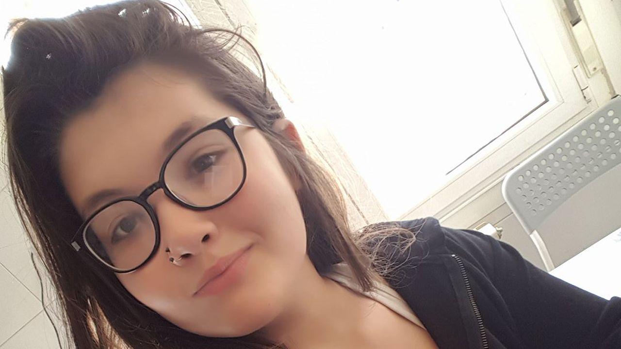 Citlalli Álvarez Nieto, desaparecida en Oviedo