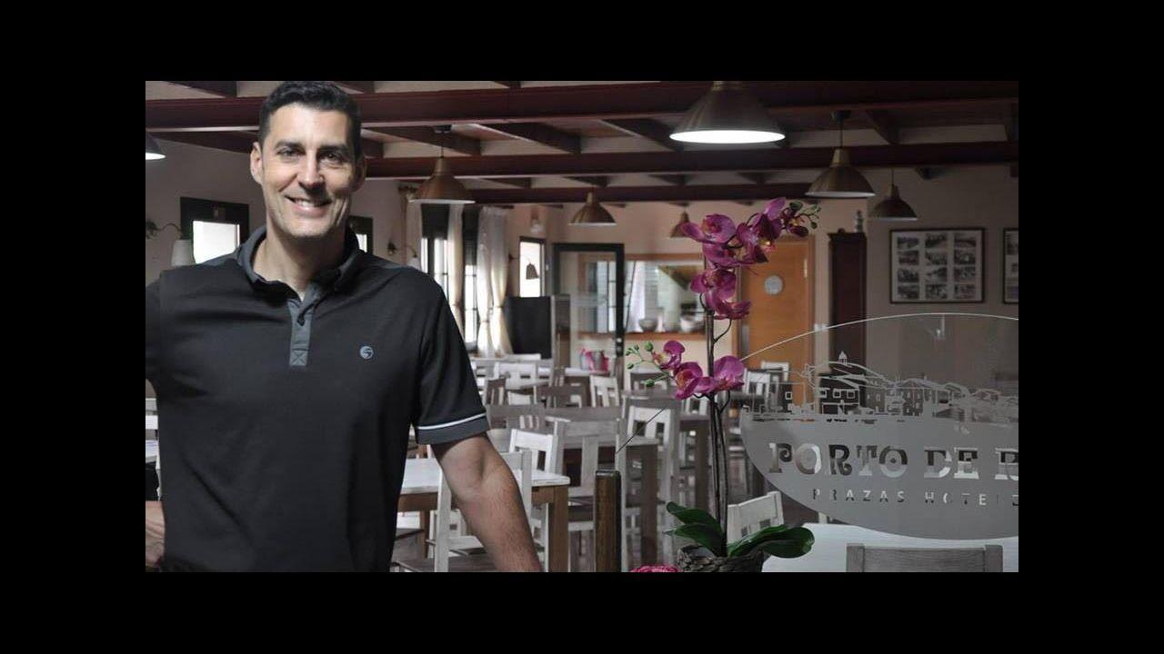 El presidente de Otea, José Luis Álvarez Almeida.El presidente de Otea, José Luis Álvarez Almeida