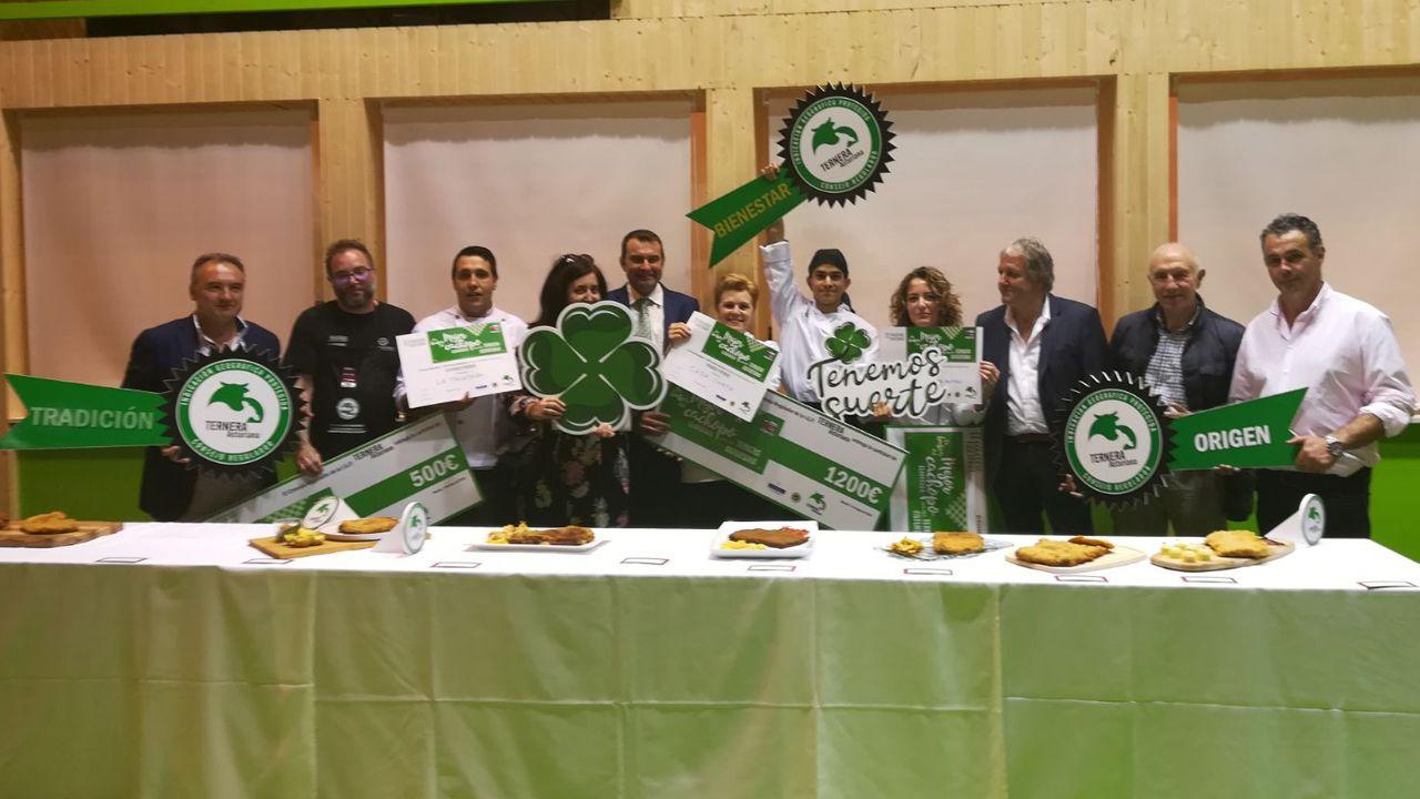 III Concurso Nacional «En Busca del Mejor Cachopo elaborado con Ternera Asturiana»
