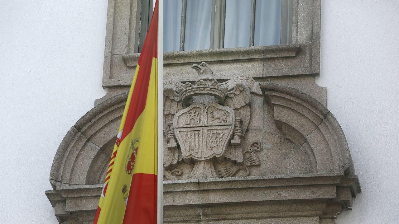 El alcalde de Navia y presidente de la Federación Asturiana de Concejos (FACC), Ignacio García Palacios.El alcalde de Navia y presidente de la Federación Asturiana de Concejos (FACC), Ignacio García Palacios