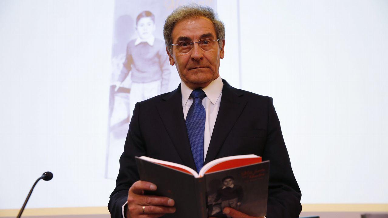 La vida de Luis Ochoa en Angola.César Brandon con su libro «Toda la felicidad del universo»