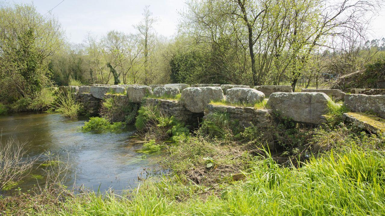 Puentes que resisten todas las crecidas.