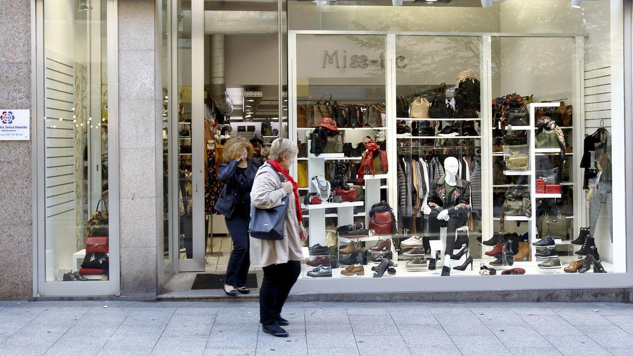 Tiendas tradicionales, que predominan sobre las grandes cadenas