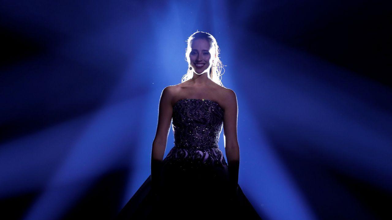 Elina Nechayeva, de Estonia