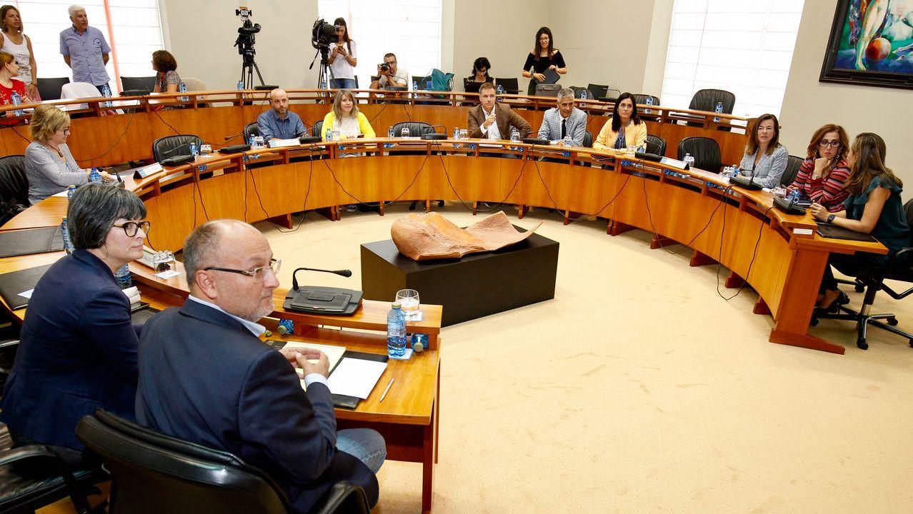 Gonzalo Durán sobre Carmela Silva: «Es la chacha para todo del anciano Abel Caballero».Pedro Sánchez durante su intervención en la Asamblea General de la ONU