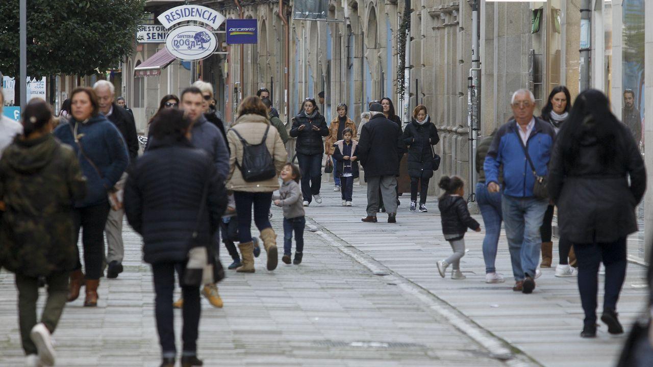 El Pote, todo un clásico del comercio coruñés
