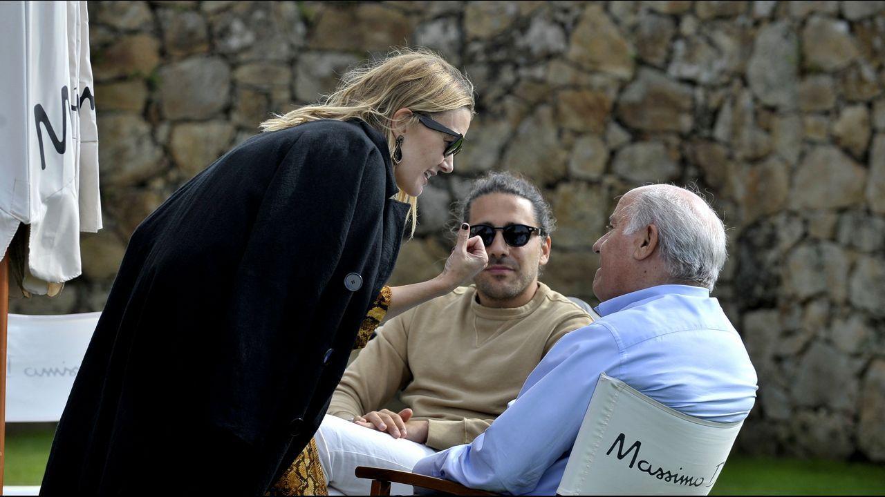Marta Ortega se casa.Martin Scorsese, junto a Robert de Niro en el rodaje de 'Taxi Driver'
