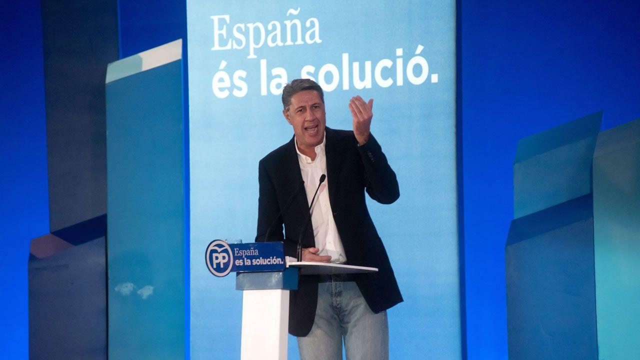 Felipe VI, sobre Cataluña: «El camino no puede llevar de nuevo al enfrentamiento y la exclusión».Mercedes Fernández interviene en el Comité Ejecutivo Regional del PP de Asturias
