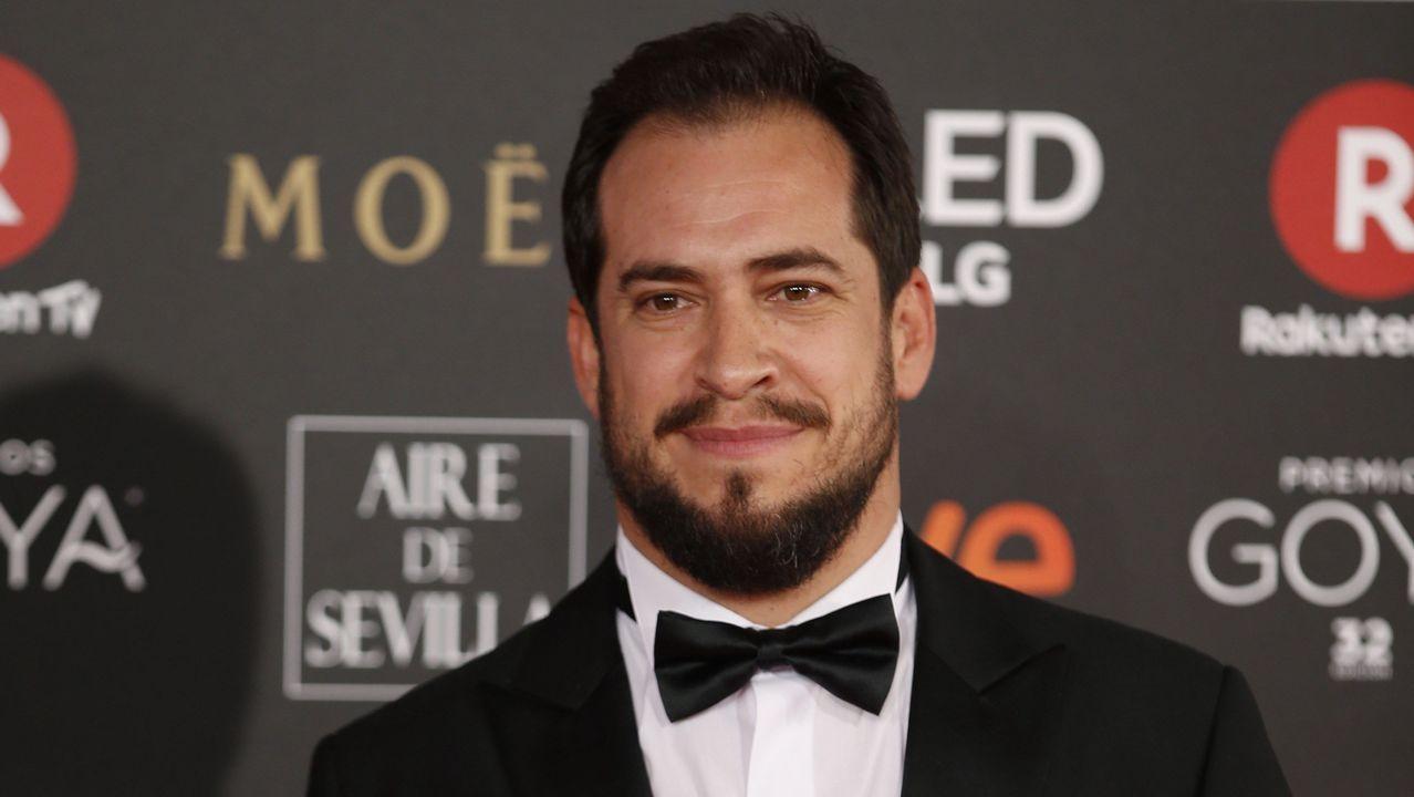 .El cantante y actor Juan Manuel Montilla «El Langui»