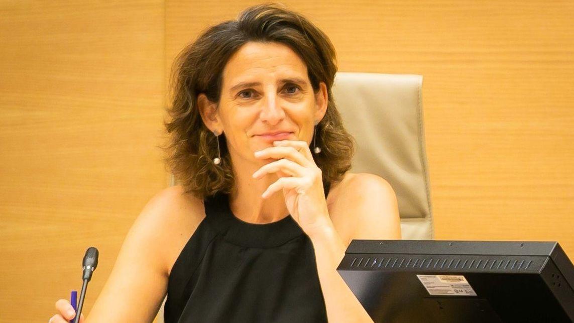 .Teresa Ribera