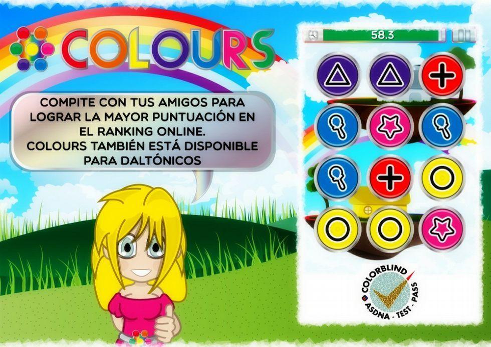 Copiosas nevadas en las últimas horas.«Colours» permite un ritmo personal que se adapta a niños y mayores.