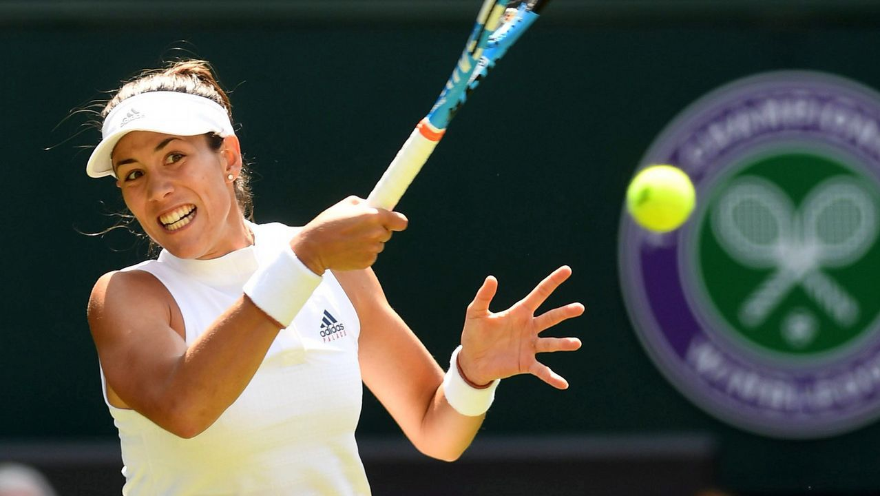 Kyrgios hace llorar a una recogepelotas con su servicio.El tenista español Pablo Carreño durante el partido de la primera ronda del torneo de Wimbledon que se disputa en Londres, Reino Unido.