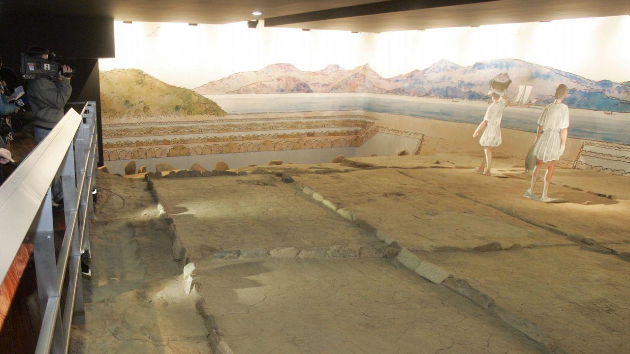 Una amenaza contra el patrimonio.Mina de pizarra en Carballeda de Valdeorras