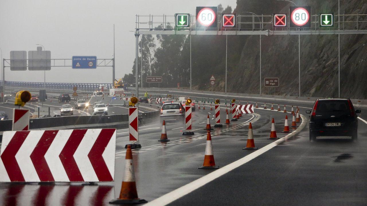 La autopista del Huerna.La autopista del Huerna