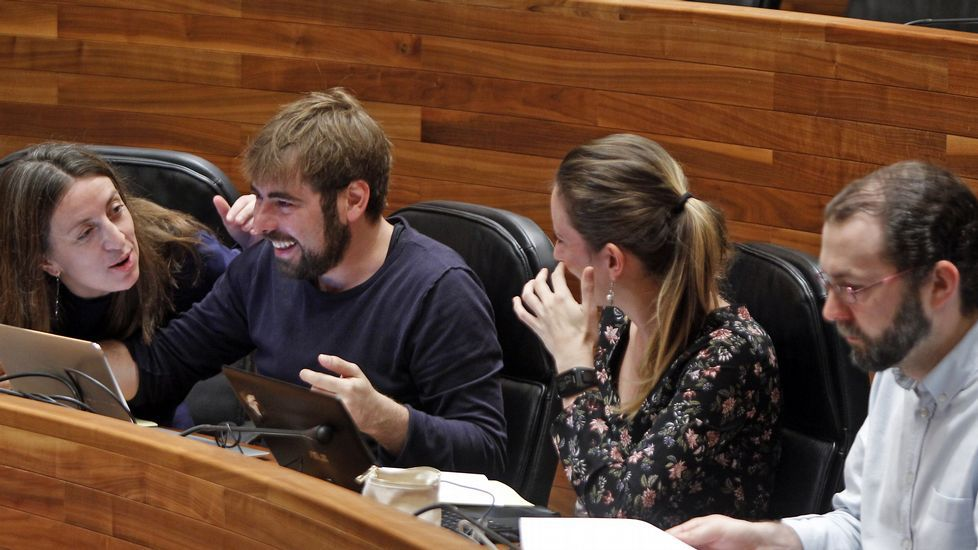 .Grupo parlamentario de Podemos