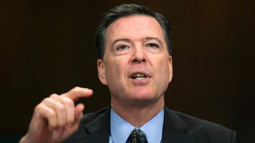 El exdirector del FBI acusa a Trump de «mentir».Jared Kushner, yerno de Donald Trump