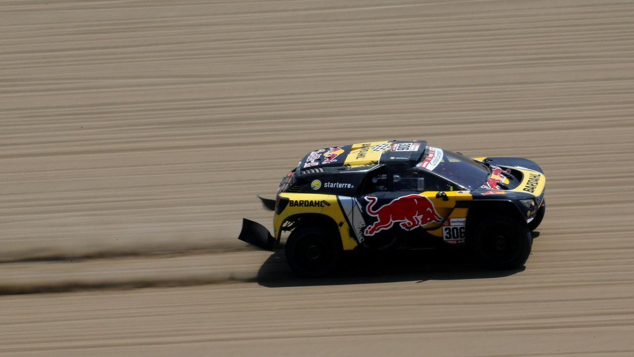 El piloto australiano Toby Price (KTM) definió el Rally Dakar 2019
