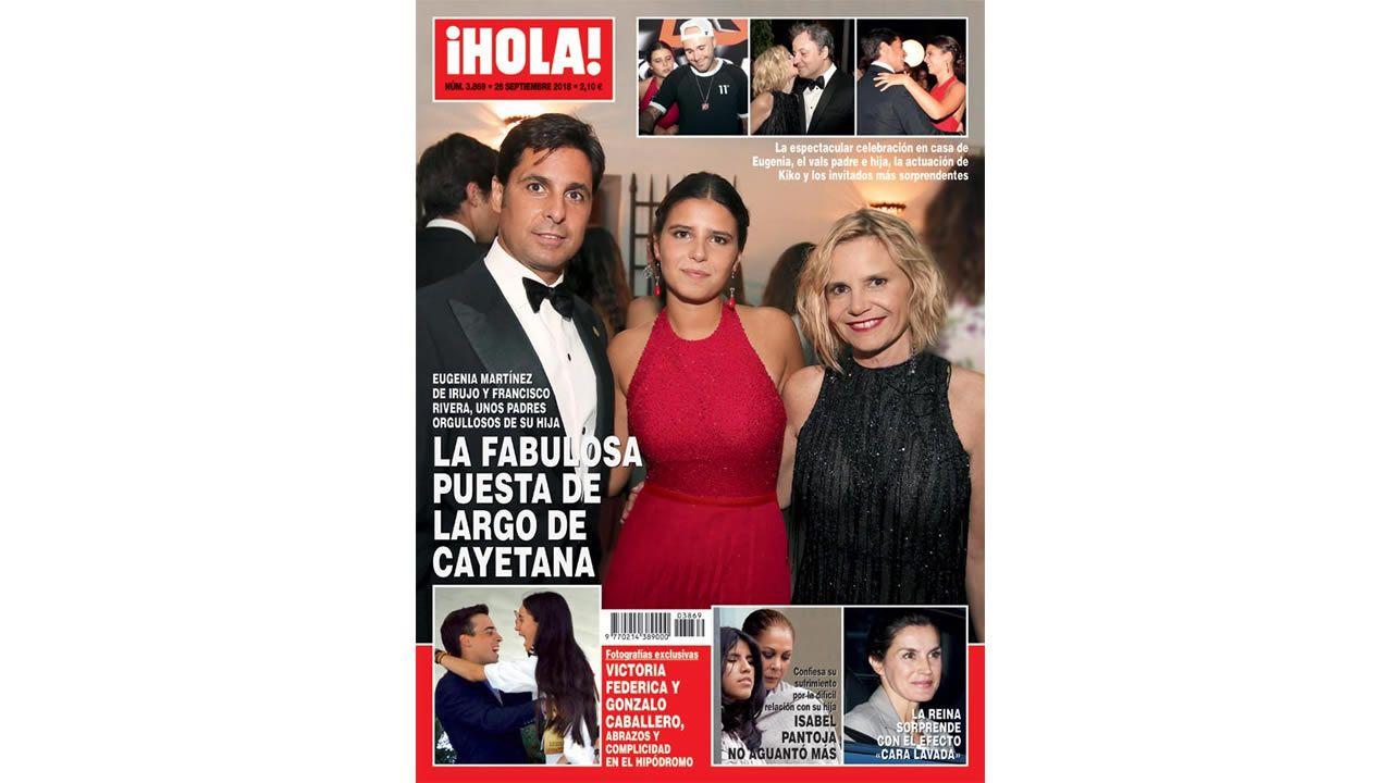 Fran Rivera y Lourdes Montes esperan su segundo hijo juntos