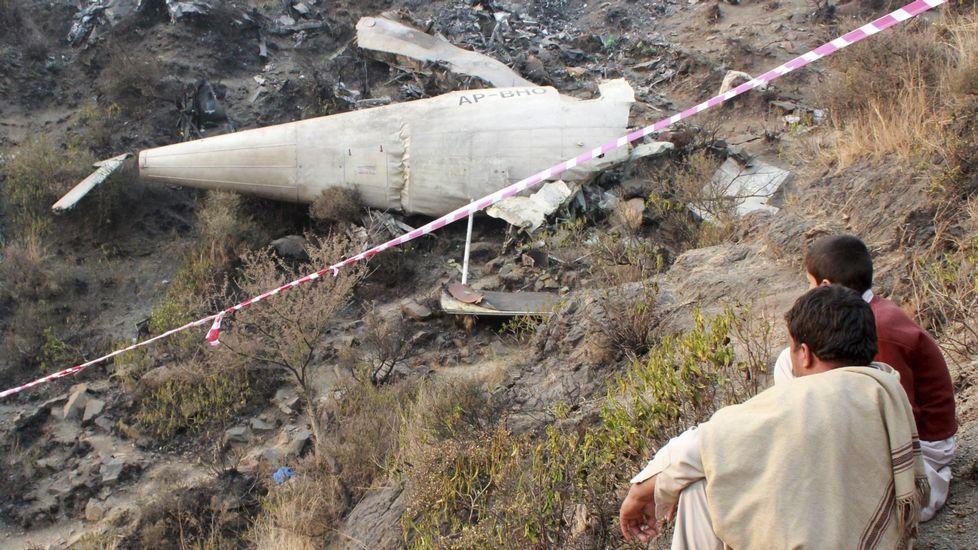 El peligroso aterrizaje deHarrison Ford en un aeródromo de California.Accidente del Yak-42