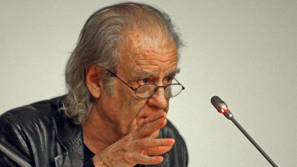 Luis Eduardo Aute, en una imagen de archivo