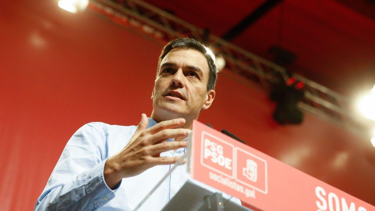 Pedro Sánchez advierte de que el secesionismo es «el Brexit de Cataluña»
