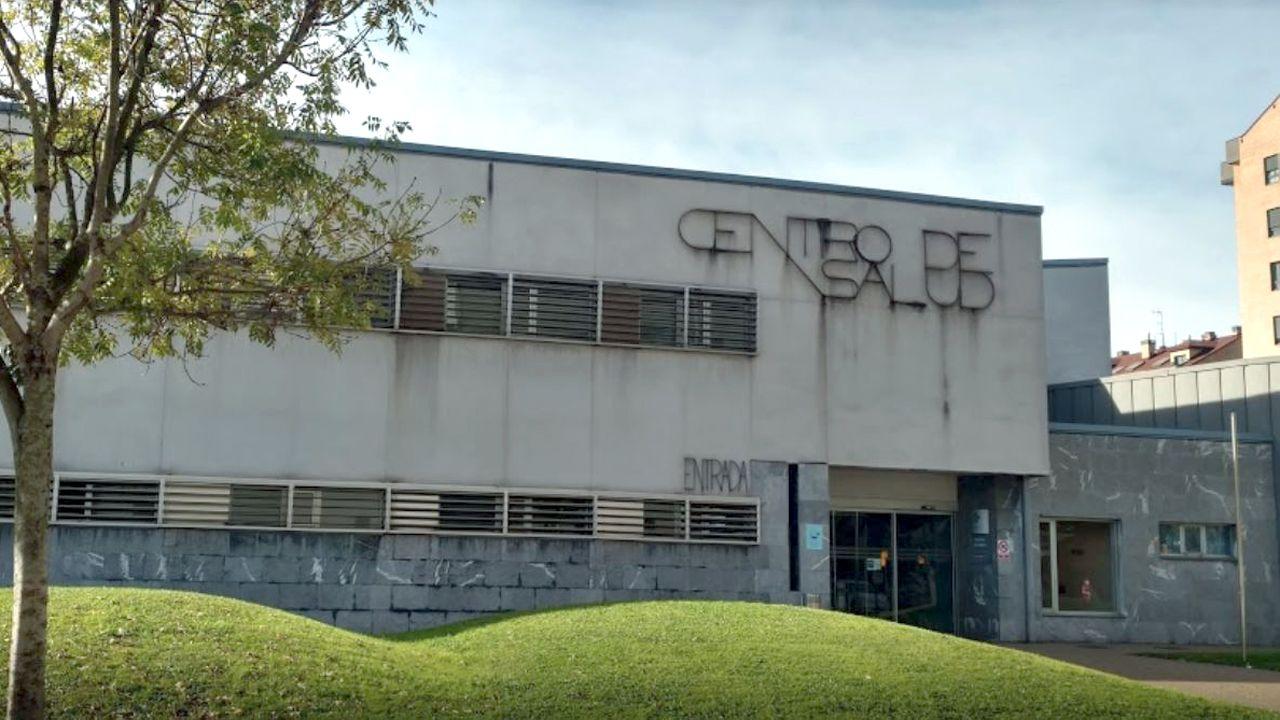 Centro de salud La Calzada 2