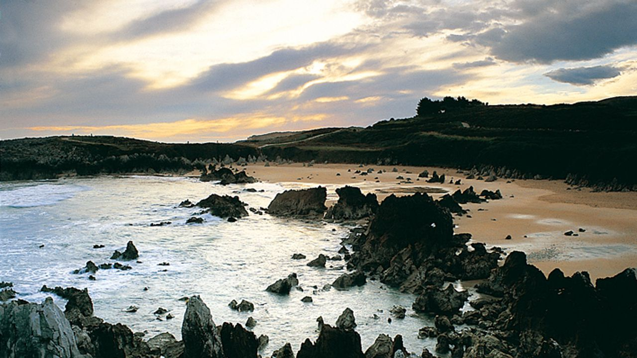 .Playa de Toró