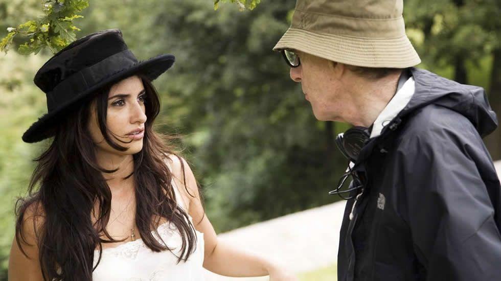Concurso Ficx.Woody Allen dirige a Penélope Cruz en «Vicky Cristina Barcelona»