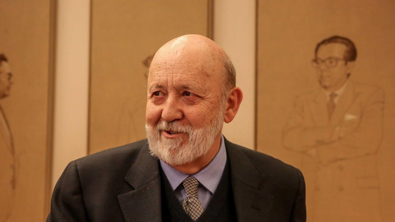 | EFE.Otegi, ayer, durante un acto político de Bildu antes de la emisión de la entrevista en TV3