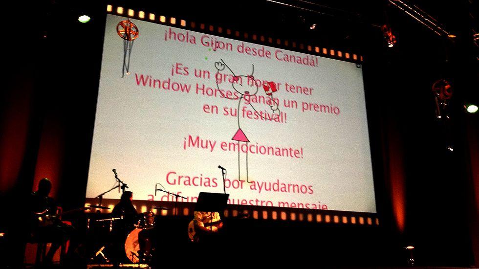 El simpático vídeo de Ann Marie Fleming agradeciendo su premio Animaficx