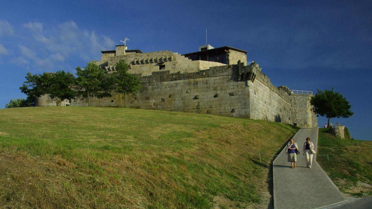Castillo de Maceda, Maceda.
